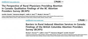 British Columbia Abortion Provider Survey