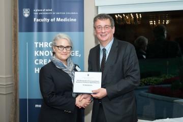 Congratulations Dr. Norman!